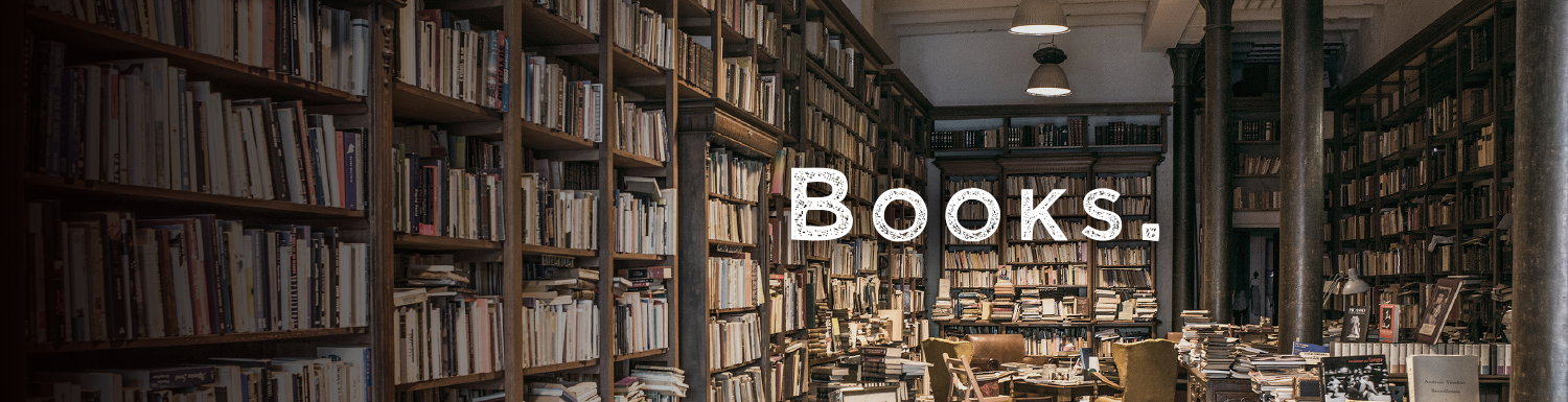 Books header