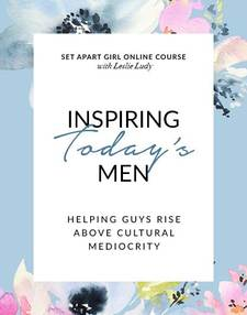 Product show image inspiring todays men online course
