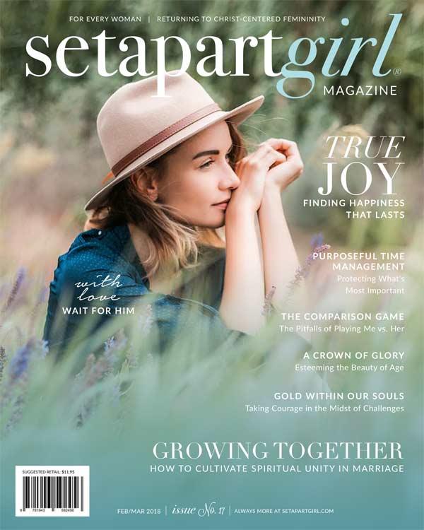 setapartgirl magazine